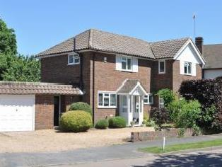 Taleworth Road, Ashtead KT21 - Garden