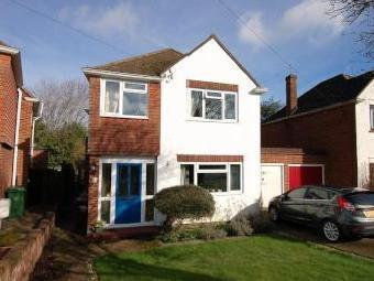Cedar Close, Bagshot GU19 - Detached