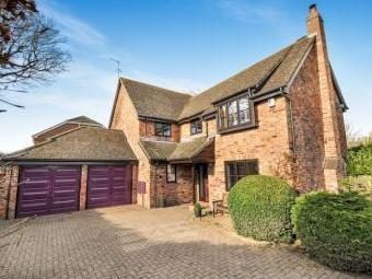Hunt Close, Bicester Ox26 - Detached