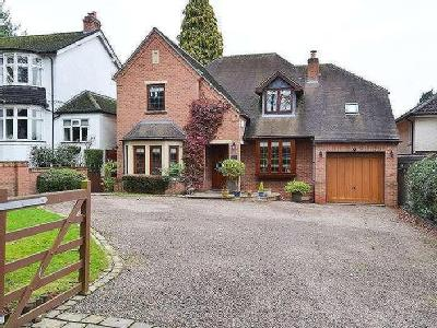 Cherry Hill Drive, Barnt Green, Birmingham, B45