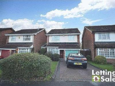Deerham Close, Birmingham, B23