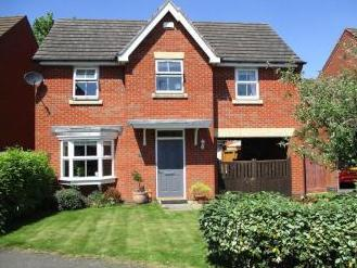 Loughland Close, Blaby, Leicester LE8
