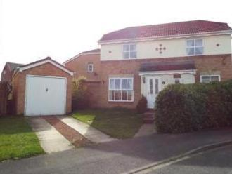Cookson Way, Brough With St. Giles, Catterick Garrison, North Yorkshire DL9