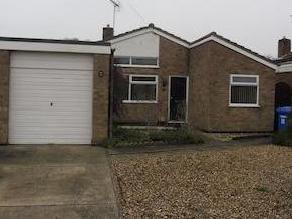Avocet Close, Lowestoft Nr33 - Garden