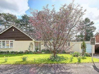 Sand Close, West Wellow, Romsey, Hampshire, So51