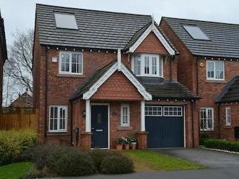 Cherry Tree Close, Charnock Richard, Chorley Pr7