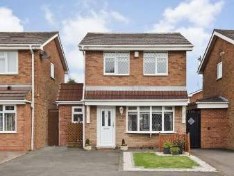 Lapwing Close, Cheslyn Hay, Walsall WS6