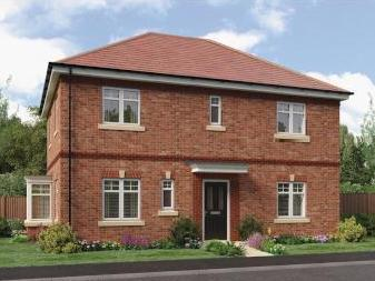 Stevenson at Hastings Close, Chesterfield S41