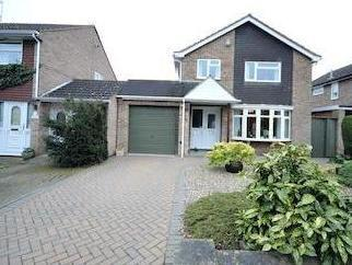 Marston Crescent, Countesthorpe, Leicester LE8