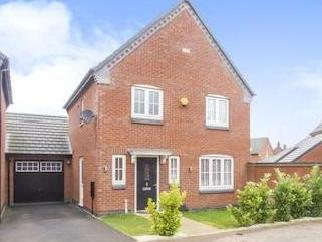 Thomas Drive, Countesthorpe, Leicester, Leicestershire Le8