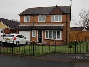 Pinewood Avenue, Northburn Chase, Cramlington Ne23
