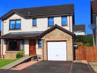 Inchbrakie Drive, Crieff Ph7 - Garden