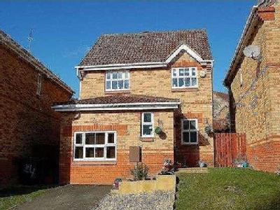Larch Drive, Ashby Fields, Daventry, NN11