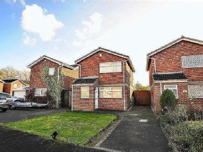 Alderfen Close, Shelton Lock, Derby, De24