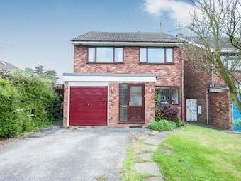 Rectory Close, Drayton Bassett, Tamworth, Staffordshire B78