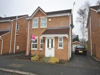 Henty Close, Eccles M30 - Wood Floor