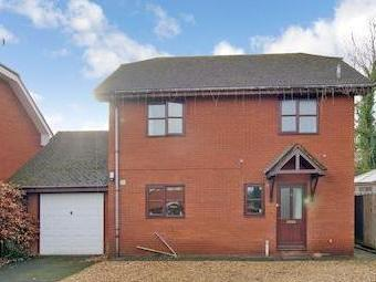 Cherry Tree Close, Ewyas Harold, Hereford, County Of Herefordshire Hr2