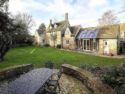 The Green, Fairford, Gloucestershire, GL7