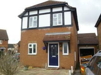 Westmacott Drive, Feltham, Middlesex, Greater London, UK TW14