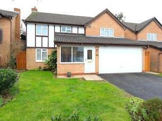 Somerset Drive, Glenfield, Leicester Le3