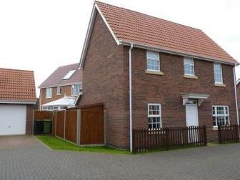 Bullfinch Drive, Harleston, Norfolk IP20