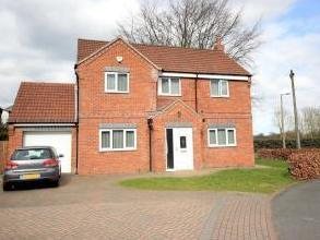 Travis Close, Hatfield, Doncaster DN7