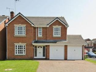 Croxley Drive, Hednesford, Cannock WS12