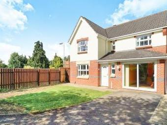 Jasmine Way, Trowbridge BA14 - Garden