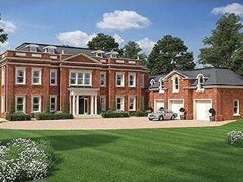 Pipers End, Wentworth Estate, Virginia Water