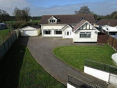 Mornington Bungalow, Drope Road, St Georges Super Ely, Vale of Glamorgan, CF5