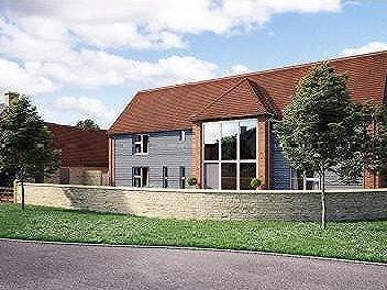 The Orchard, West Hanney, Wantage, Oxfordshire, OX12