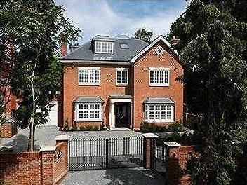 Coombe Hill Road, Coombe Hill, Kingston Upon Thames, Surrey, KT2