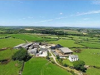 Superb 101 acre Residential and Stock Farm, Stithians, Truro TR3