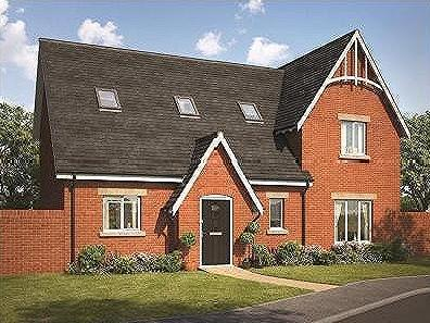 The Fowberry, Meadow View, Adderbury, Oxfordshire, OX17