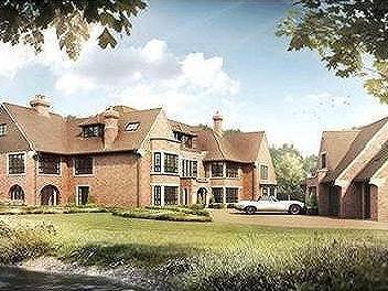 Burkes Road, Beaconsfield, Buckinghamshire, HP9