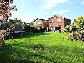 THREE ACRES, DENMEAD - Reception