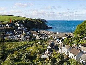 Porthallow, St Keverne, Helston, Cornwall, TR12