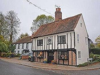 West Street, Coggeshall, CO6 - Listed