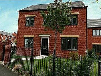 Sidwick Crescent, Ettingshall,