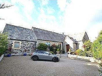 Restormel Road, Lostwithiel - Listed