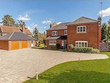 Crowsley Road, Shiplake, Henley-on-Thames, Oxfordshire, RG9