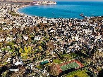 House for sale, Swanage - Garden
