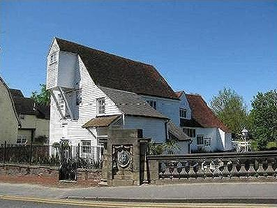 The Mill, Bocking - Listed, Grade II