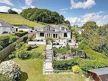Higher Brimley, Bovey Tracey - Patio