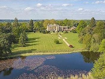 Barrington Hall, Hatfield Broad Oak, Bishop's Stortford, Hertfordshire, CM22