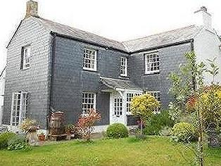 Lankelly Farmhouse, Lankelly Lane, Fowey, Cornwall, PL23