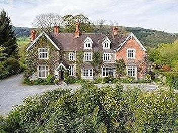 Milebrook House Hotel, Stanage, Knighton, Powys