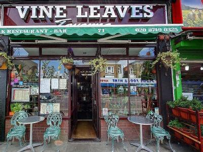 Vineleaves Taverna Uxbridge Road