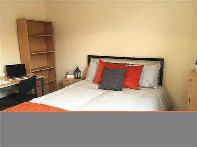 Abbot Street Lincoln - Double Bedroom