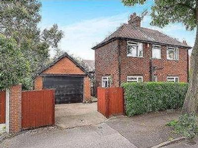 House for sale, Haywood Road - Garden